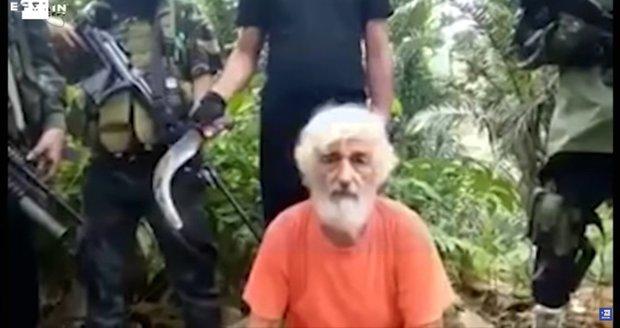 Teroristé zřejmě popravili německého rukojmího: Ženu mu zabili už při únosu