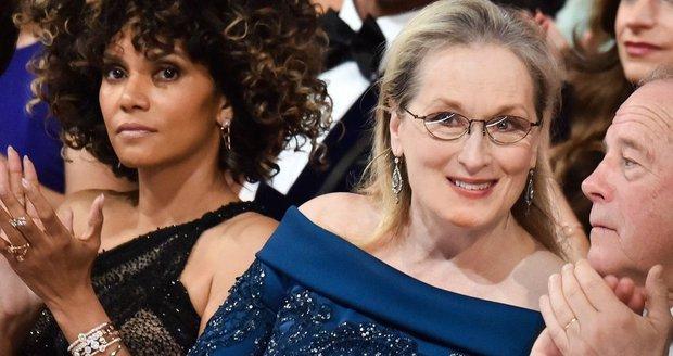 Meryl Streep si zasloužila potlesk vestoje a rozplakala se dojetím