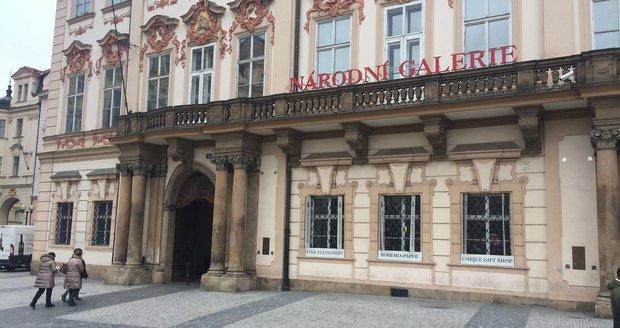 Národní galerie se znovu otevřela veřejnosti.