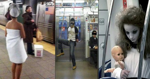 Divnolidi v metru
