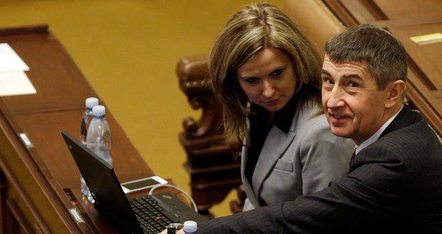 """""""Msta,"""" srší poslankyně. ANO ji vyštípalo z delegace pro Radu Evropy"""