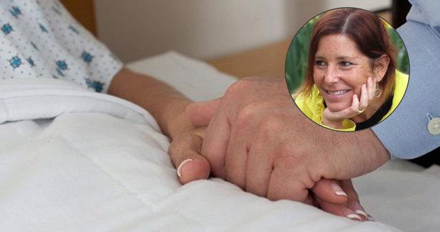 """""""Chcete mého manžela?"""" Umírající spisovatelka hledá svému choti náhradnici"""