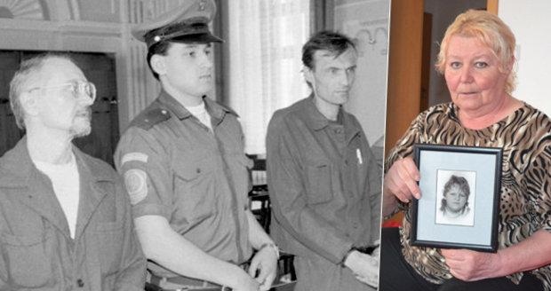 Blanka Landová před 27 lety navždy ztratila dceru Silvii (†16). Dívku ubodali Josef Kott (59) a Michael Kutílek (†66). Ten před pár dny zemřel ve vězení.
