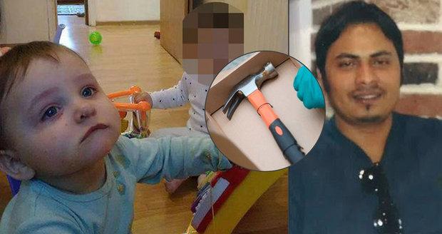 Vrah ročního Gabriela, kterého ubil kladivem, byl dopaden.