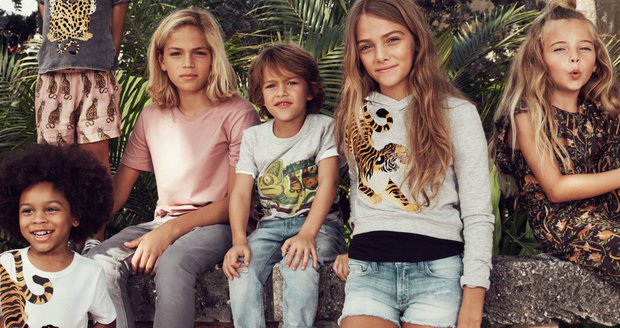 5 módních hitů, které nesmí chybět v jarním dětském šatníku. Pořiďte je s 20% slevou!