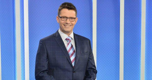 Karel Kopeček se stal novým moderátorem zpravodajské relace TN2.