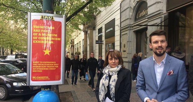 Magistrát začal kampaň proti nepoctivým taxikářům.