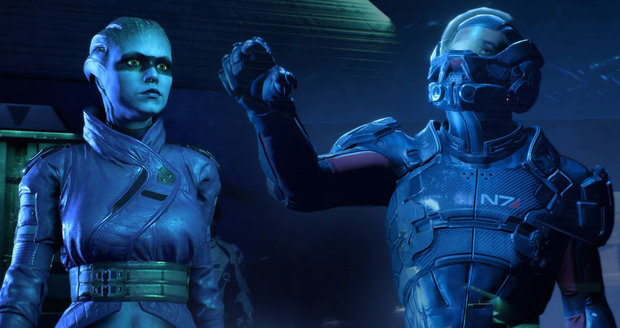 Mass Effect Androme je povedené sci-fi RPG, které stojí za to si zahrát.