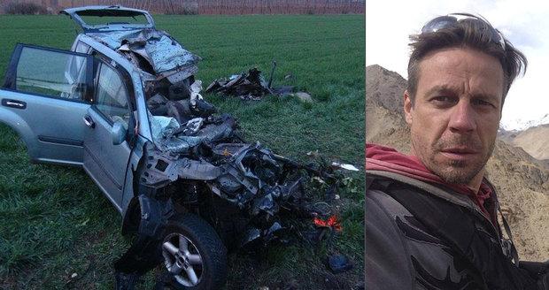 Režisér Martin Dolenský zemřel při čelní srážce s kamionem.