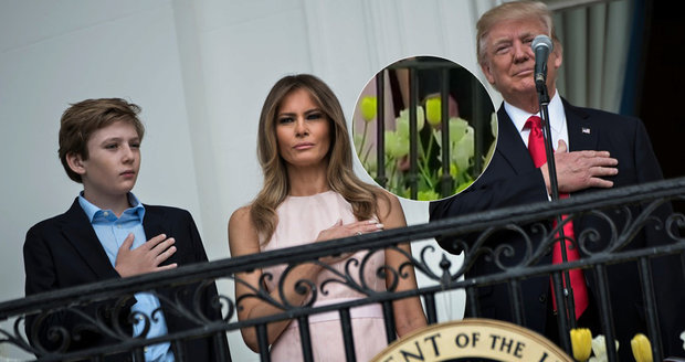 Vlastenecký trapas Donalda Trumpa: Slovinka Melanie zachraňovala situaci!