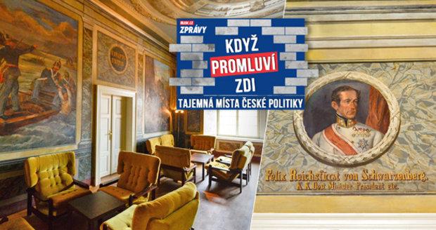 Když promluví zdi: Muzeum hudby je v bývalých četnických kasárnách. Nejvýznamnější etapu historie budovy připomíná Četnický salonek.