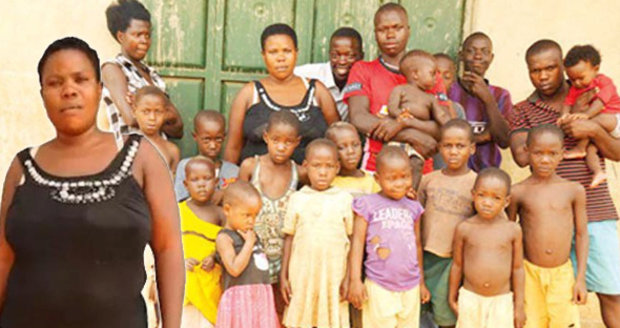 VIDEO: 37 Year Old Ugandan Mother Breaks World's Record With 38 Children