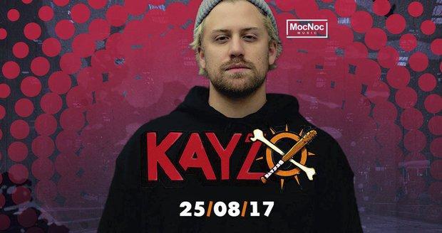 Mistr trapu poprvé v Česku: Kayzo vystoupí v srpnu v Praze