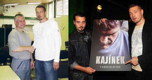 Kajínkovo bohatství stále roste: Má peníze z každého uvedení filmu, říká jeho režisér Petr Jákl