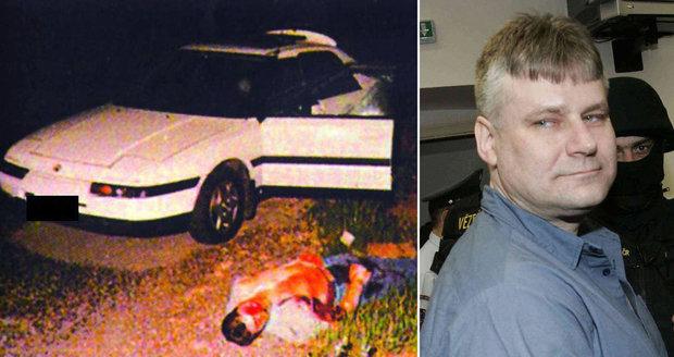 Bývalý policista z případu Kajínka: Že vrah jsem já? Zastřelený podnikatel byl můj přítel
