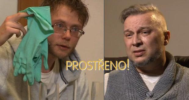 Soutěžící z Prostřena Viktor prozradil, že o podvodu s Karlem věděl.