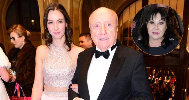 Manžel Dády Patrasové Felix Slováček utrácí dost peněz za Lucii Gelemovou.