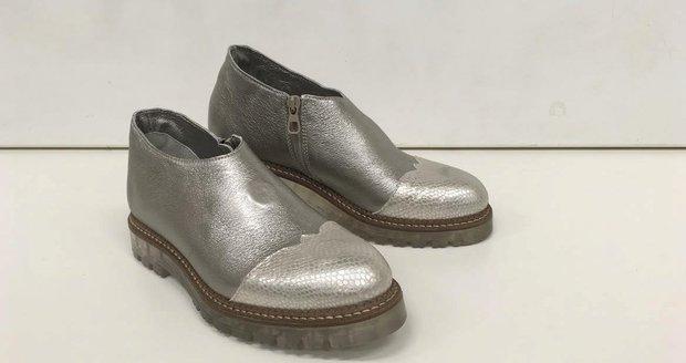 Český design: Studentka navrhla botu, která se bude prodávat po celém světě