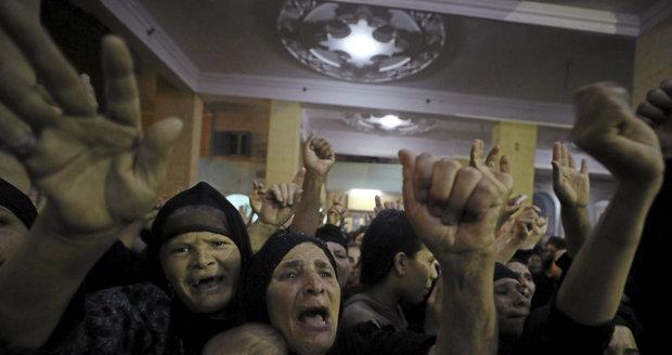 ISIS se přihlásil k teroru, při kterém v Egyptě zemřelo 29 křesťanů