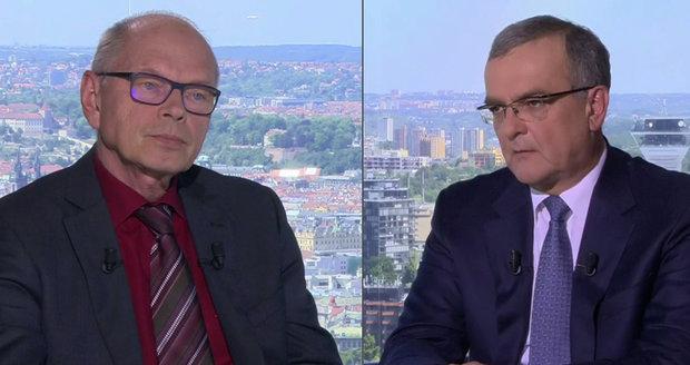 Babišův nástupce: Po Kalouskovi zůstali mnozí nazí. Šéf TOP 09 rázně kontroval