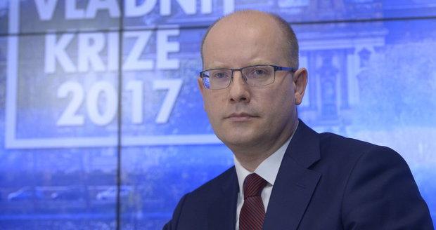 Sobotka končí jako lídr strany, tvrdí Slováci. ČSSD: Jsou to spekulace