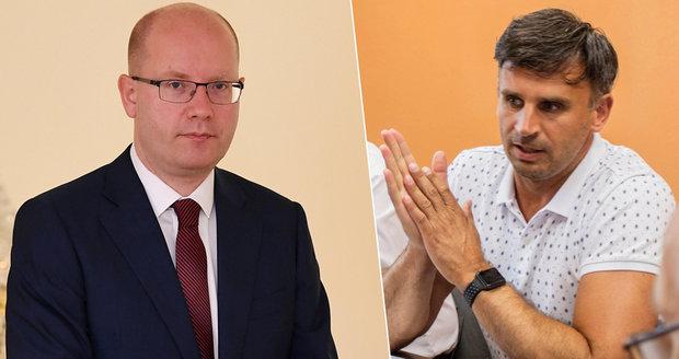 ČSSD vyškrtla Zimolu z kandidátky na jihu Čech. Tamní buňka chce bojovat za jeho návrat.