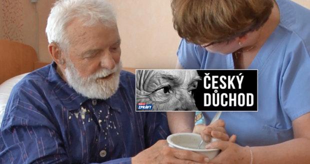 Pečovatelé mohou týrat nebo omezovat seniory, upozorňuje organizace Život 90. (foto z propagačního videa)