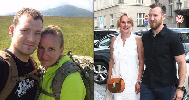 Podle Venduly byl v roce 2013 její manžel ještě dítě. On prý stárne, ona mládne!