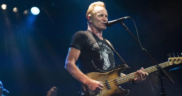 Sting chystá pekelně dobrou show!