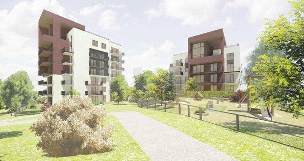Praha 12 zve obyvatele na veřejné projednání nového bytového projektu v Modřanech.