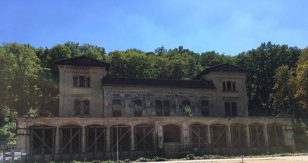 Rekonstrukce Šlechtovy restaurace bude trvat dva roky.