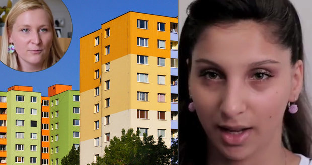 Romka Mária našla byt pro rodinu se dvěma dětmi. Předtím je nikde nechtěli