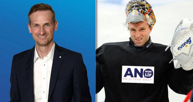 Politici lákají na svaly: ANO má hokejistu Hniličku, ODS skokana Jandu