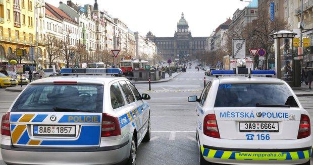 Policie (ilustrační snímek)