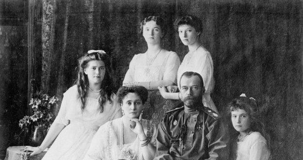 Za vraždou cara Mikuláše II. stojí bolševikové: Vládnoucí rodinu rozsekali šavlemi
