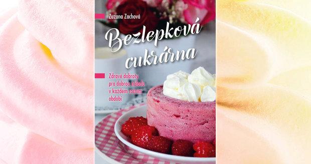 Kuchařka Bezlepková cukrárna je pro vyznavače tohoto druhu stravování skvělým pomocníkem.