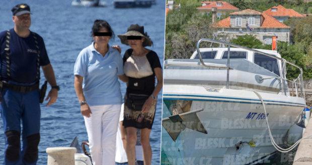 Adam se utopil v Chorvatsku: Alkohol, či neosvětlená loď? Nesrovnalosti v případu