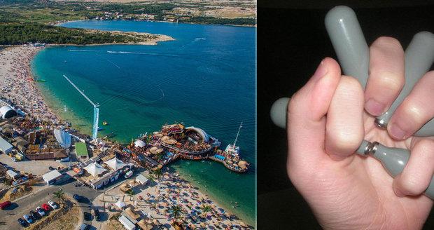 »Zfetovaná dovolená« v Chorvatsku: Turisti se »sjíždějí« šlehačkovými bombičkami!