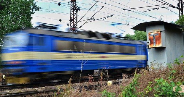 Ranní tragédie v Židenicích zastavila na několik hodin provoz na trati ve směru z Brna na Havličkův Brod. Ilustrační foto