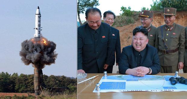 """""""Skoncujte s manévry, nebo vás čeká těžká odplata."""" Severokorejci opět hrozí USA"""