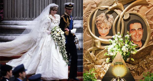Kněz princezny Diany: Chtěla se provdat za muslima! Místo svatby byl pohřeb