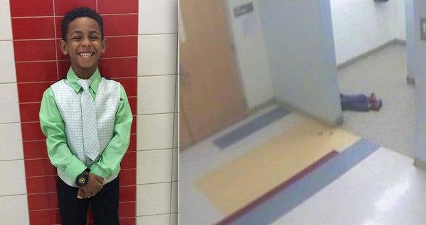 Gabriela (†8) ušikanovali k smrti, chlapec se oběsil. Rodiče žalují základní školu