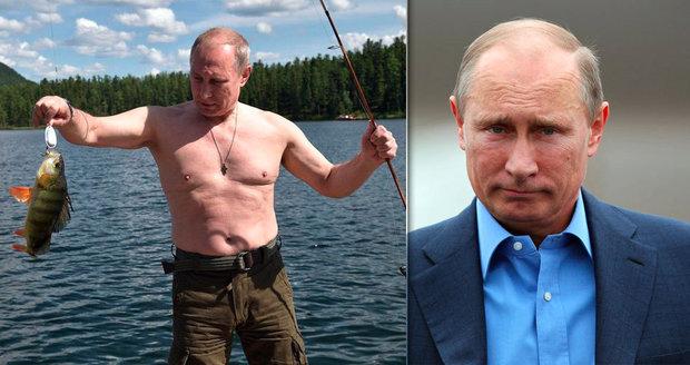 Putinovo tajemství odhaleno: Co stojí za jeho mladistvým vzhledem?