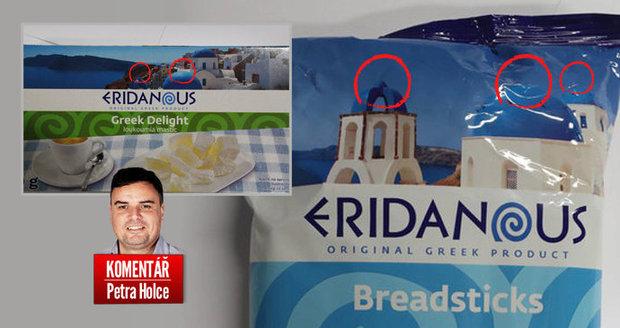 Komentář: Poděkujme Lidlu, s řeckými kříži maže i politickou korektnost