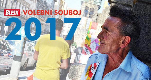 Petr (73) má důchod 6300 korun a prodává na ulici, aby přežil. Jak mu politici pomohou?