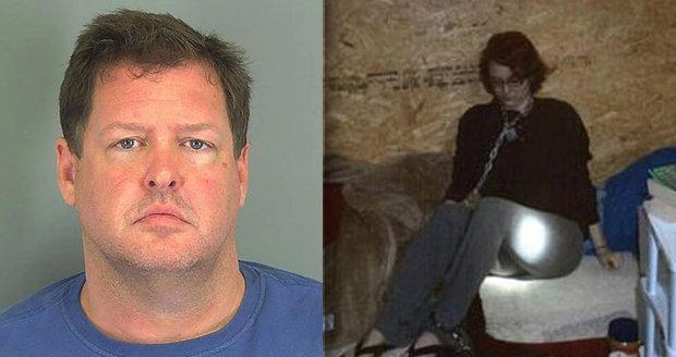 Zpověď vraha, který držel ženu na řetězech v kontejneru: Potřeboval jsem získat čas, abych ji zachránil