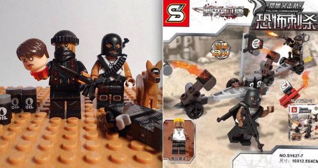 """Useknuté hlavy, samopaly i džihádista John. ISIS """"lego"""" muselo rychle z obchodů"""