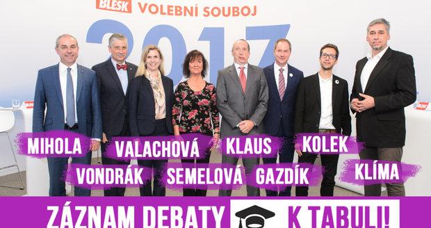 Experti stran na školství: Kdo měl dvojku z chování a kdo pětku z ruštiny?