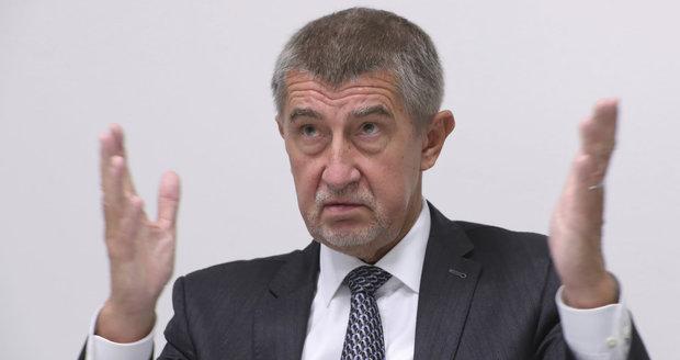Šéf ANO Babiš: Já a premiér, jak jste na to přišli? A Okamura straší lidi