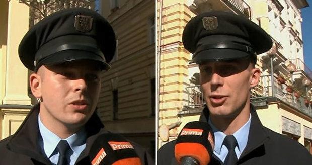 Dva policisté zachránili život dívce (13): Spadla z kola a poranila si tepnu